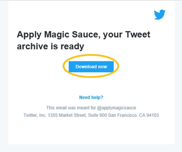 Apply Magic Sauce - Prediction API